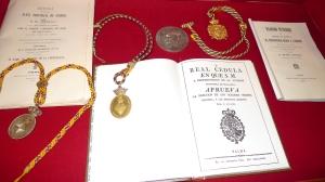 06-RealAcademia-Vitrina Academia Medico Practica 1788
