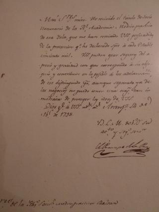 11-Real Academia-Carta Godoy
